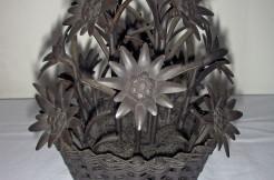particolare della mostra sul ferro battuto al museo etnografico di premana