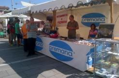 PREMANA, QUALITA' AD ALTA QUOTA: promozione a Maniago, Coltello in festa 2013.